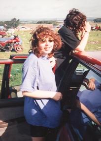 Me And Al At Donington