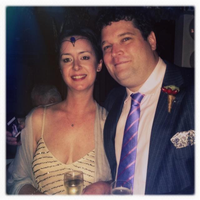 Mr. & Mrs. Scott