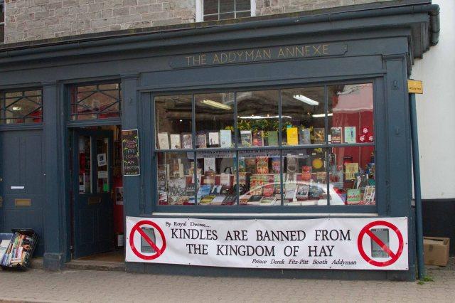 Kindle = Bad