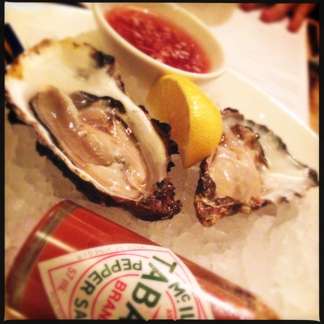 O Oysters