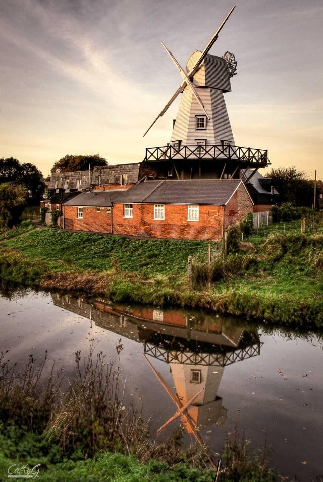 Rye-Windmill