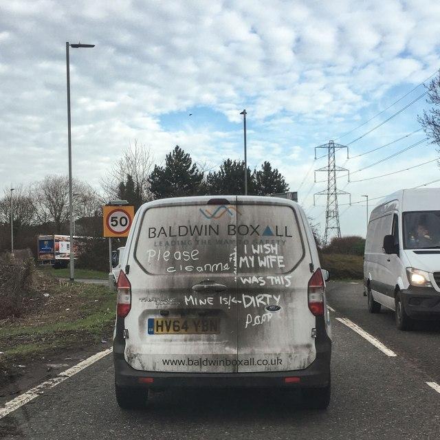 Dirty-Van